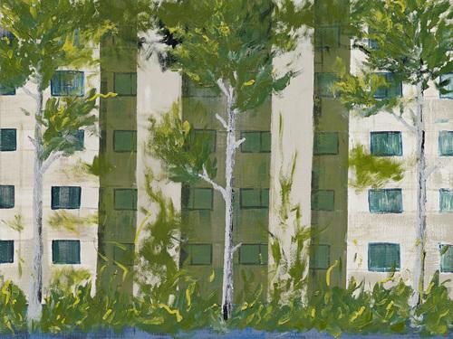 숲 아닌 숲 01_혼합매체(아크릴+유채)_116.8X91.0cm_2017.jpg