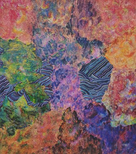 Internal Landscape Series 40, 112cm x 96cm, Acrylic on Canvas, 2016.jpg
