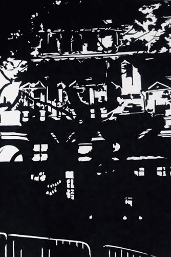 Buildings, 90cmx70cm, Acrylic on canvas, 2014.jpg