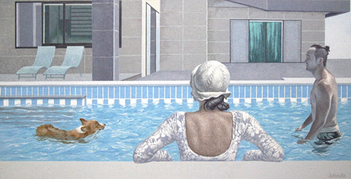 swimming pool 2 122.7 x 63.0cm oil on canvas.jpg
